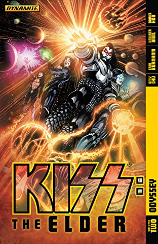 Kiss: The Elder Vol. 2: Odyssey