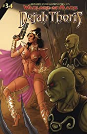 Warlord of Mars: Dejah Thoris #34