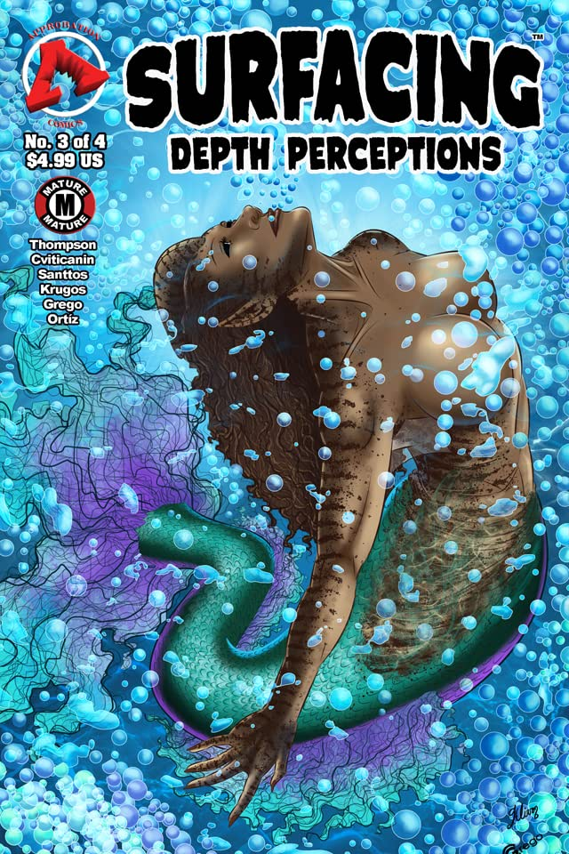 Surfacing: Depth Perceptions #3