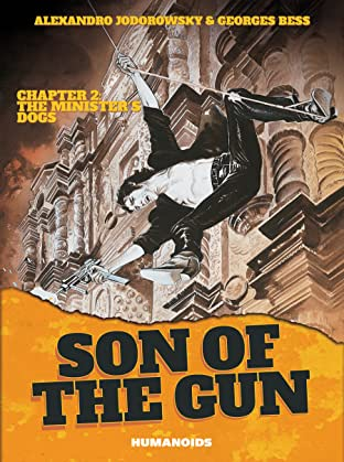 Son of the Gun Tome 2: The Minister's Dogs