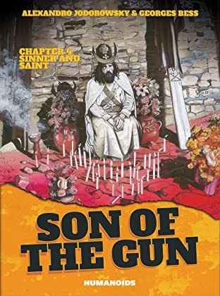 Son of the Gun Tome 4: Sinner and Saint
