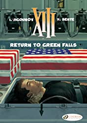 XIII Vol. 21: Return to Green Falls