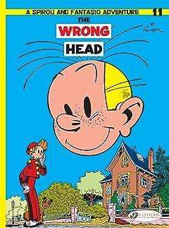 Spirou & Fantasio Vol. 11: The Wrong Head