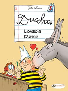 Ducoboo Vol. 5: Lovable Dunce