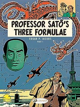Blake & Mortimer Vol. 22: Professor Sato's Three Formulae (Part 1)