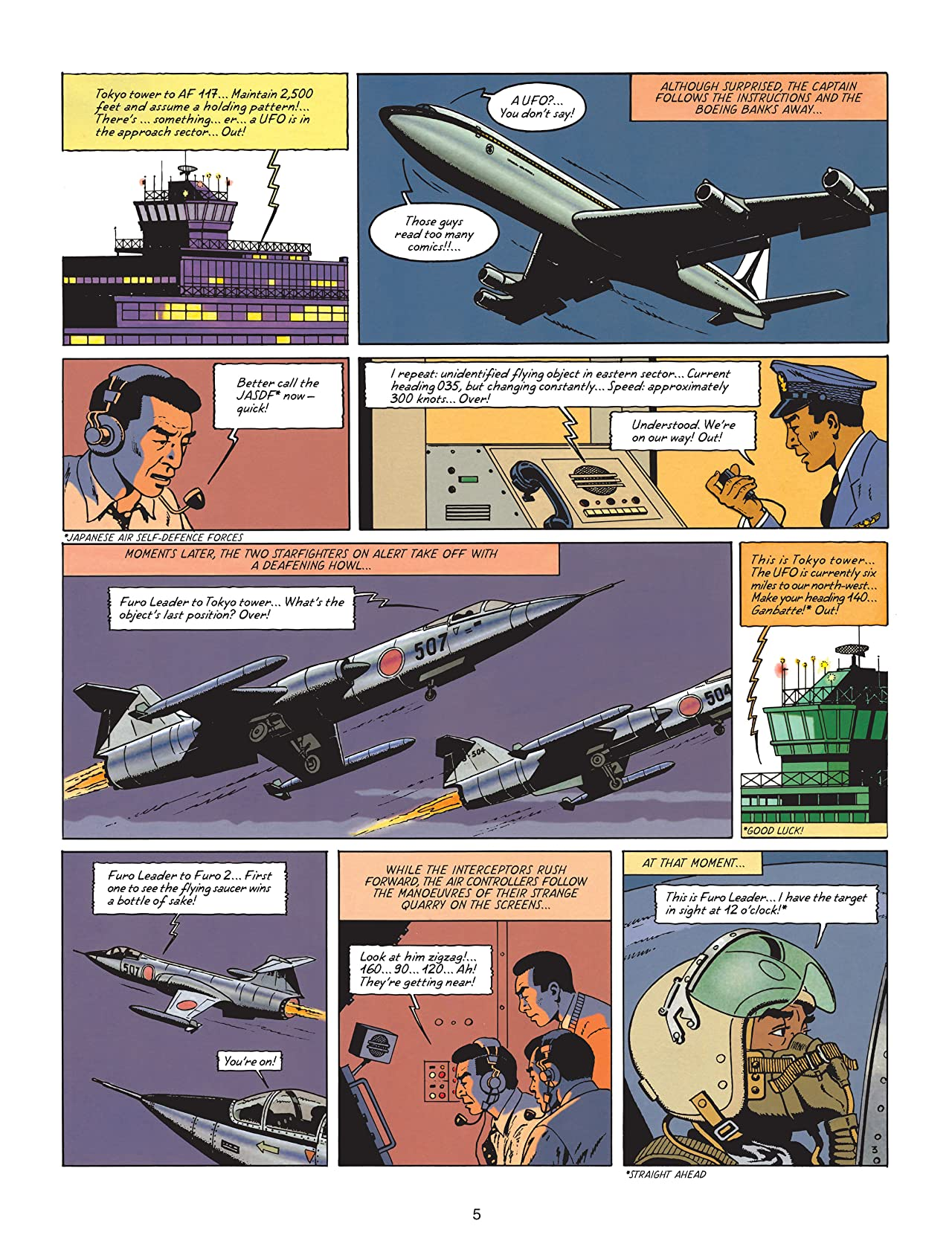 Blake & Mortimer Vol. 22: Professor Sato's Three Formulae (Part 1)