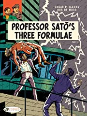 Blake & Mortimer Vol. 23: Professor Sato's Three Formulae (Part 2)