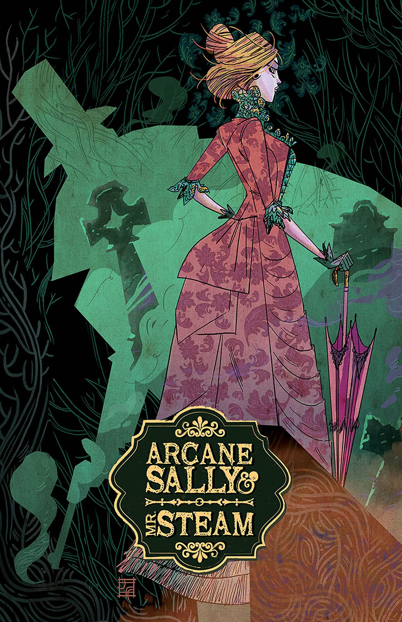 Arcane Sally & Mr. Steam Vol. 1