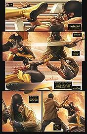 Birds of Prey (2011-2014) Vol. 3: A Clash of Daggers