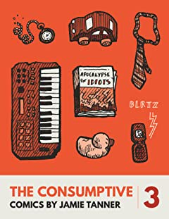 The Consumptive #3