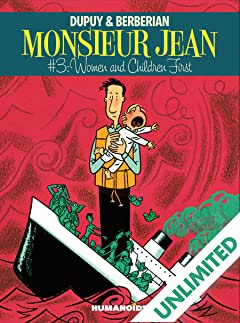 Monsieur Jean #3: Women and Children First