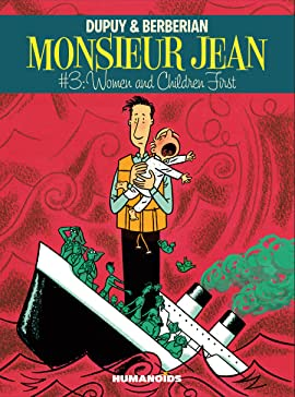 Monsieur Jean #3: Women and Children First