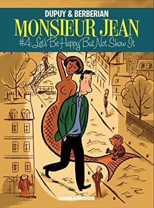 Monsieur Jean No.4: Let's Be Happy But Not Show It