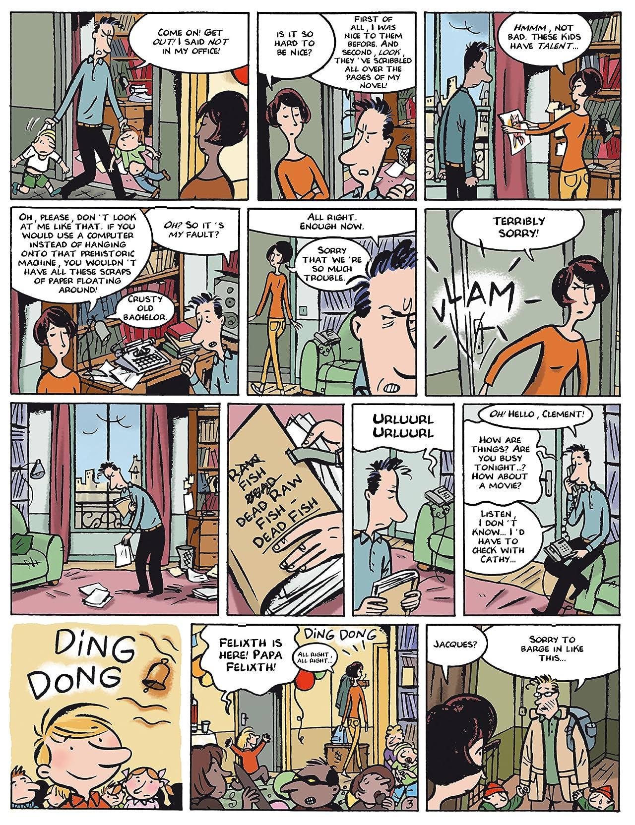 Monsieur Jean #4: Let's Be Happy But Not Show It