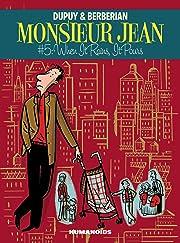 Monsieur Jean #5: When it Rains, it Pours