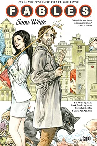 Fables Tome 19: Snow White