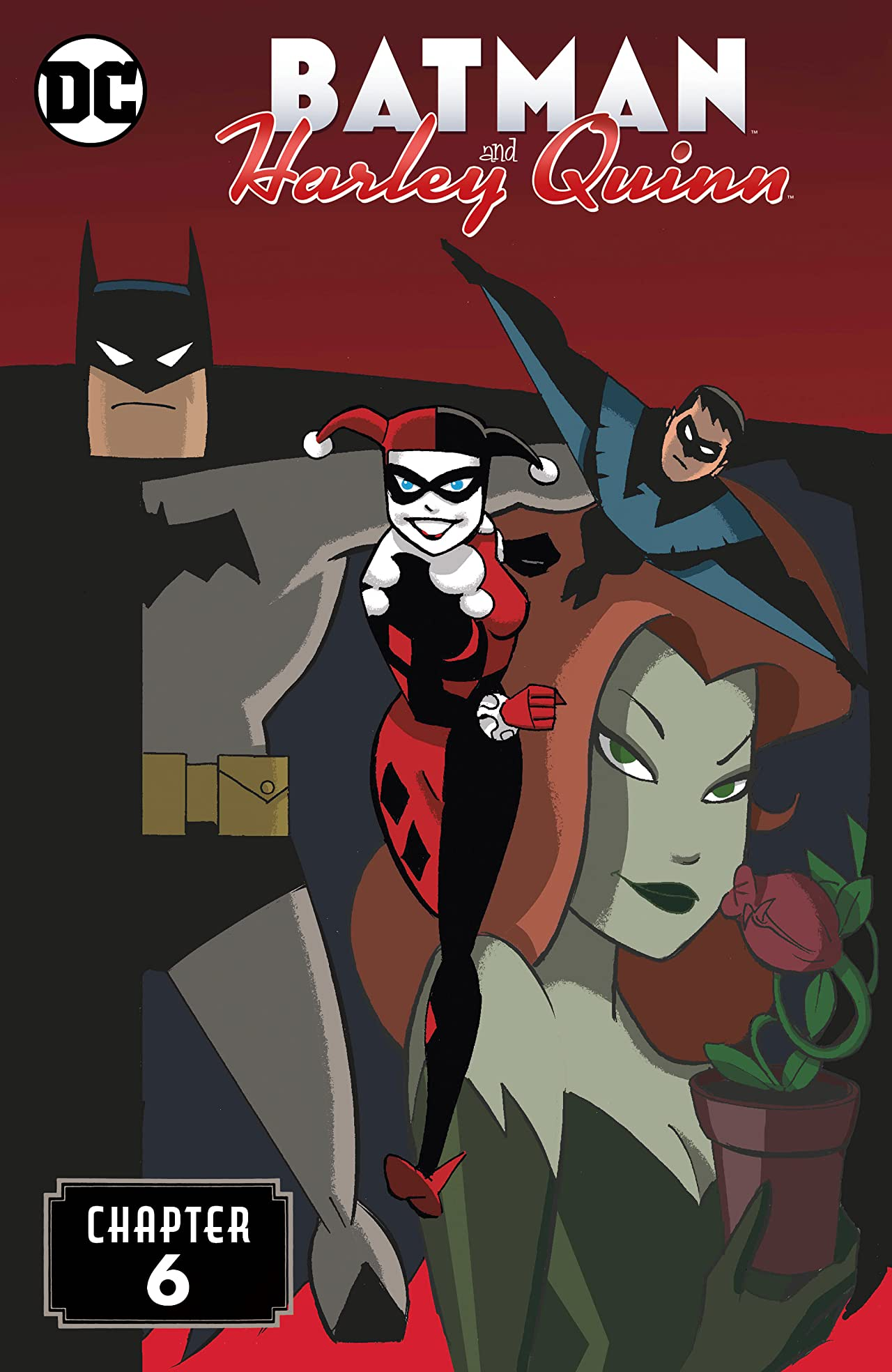 Batman and Harley Quinn (2017-) #6