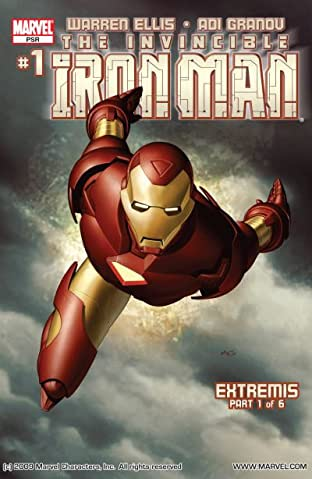 Iron Man (2004-2007) No.1