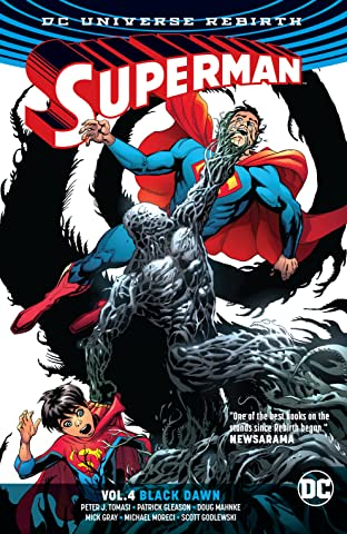 Superman (2016-) Tome 4: Black Dawn