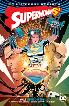 Superwoman (2016-2017) Tome 2: Rediscovery