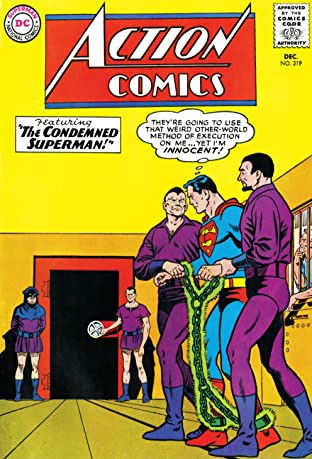 Action Comics (1938-2011) No.319
