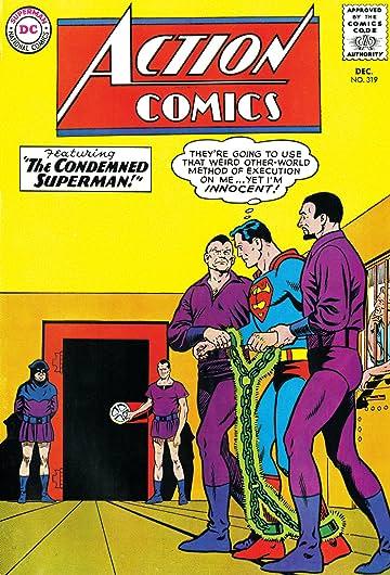 Action Comics (1938-2011) No.319