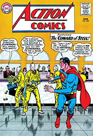 Action Comics (1938-2011) No.322