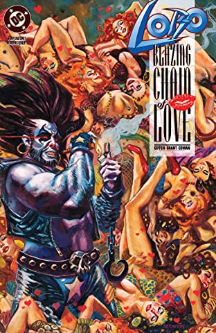 Lobo: Blazing Chain of Love (1993-1999) #1