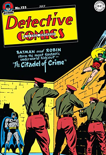 Detective Comics (1937-2011) #125