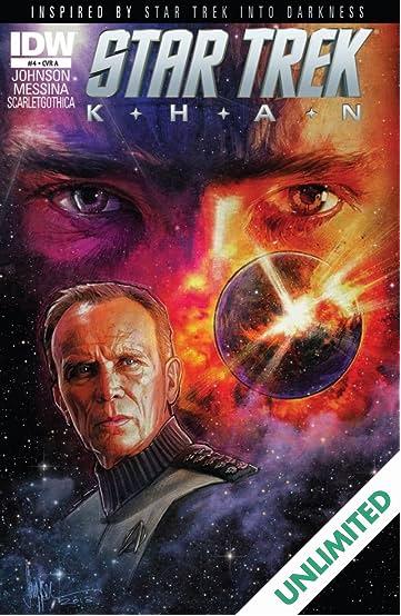 Star Trek: Khan #4 (of 5)