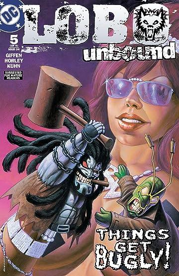 Lobo Unbound (2003-2004) #5