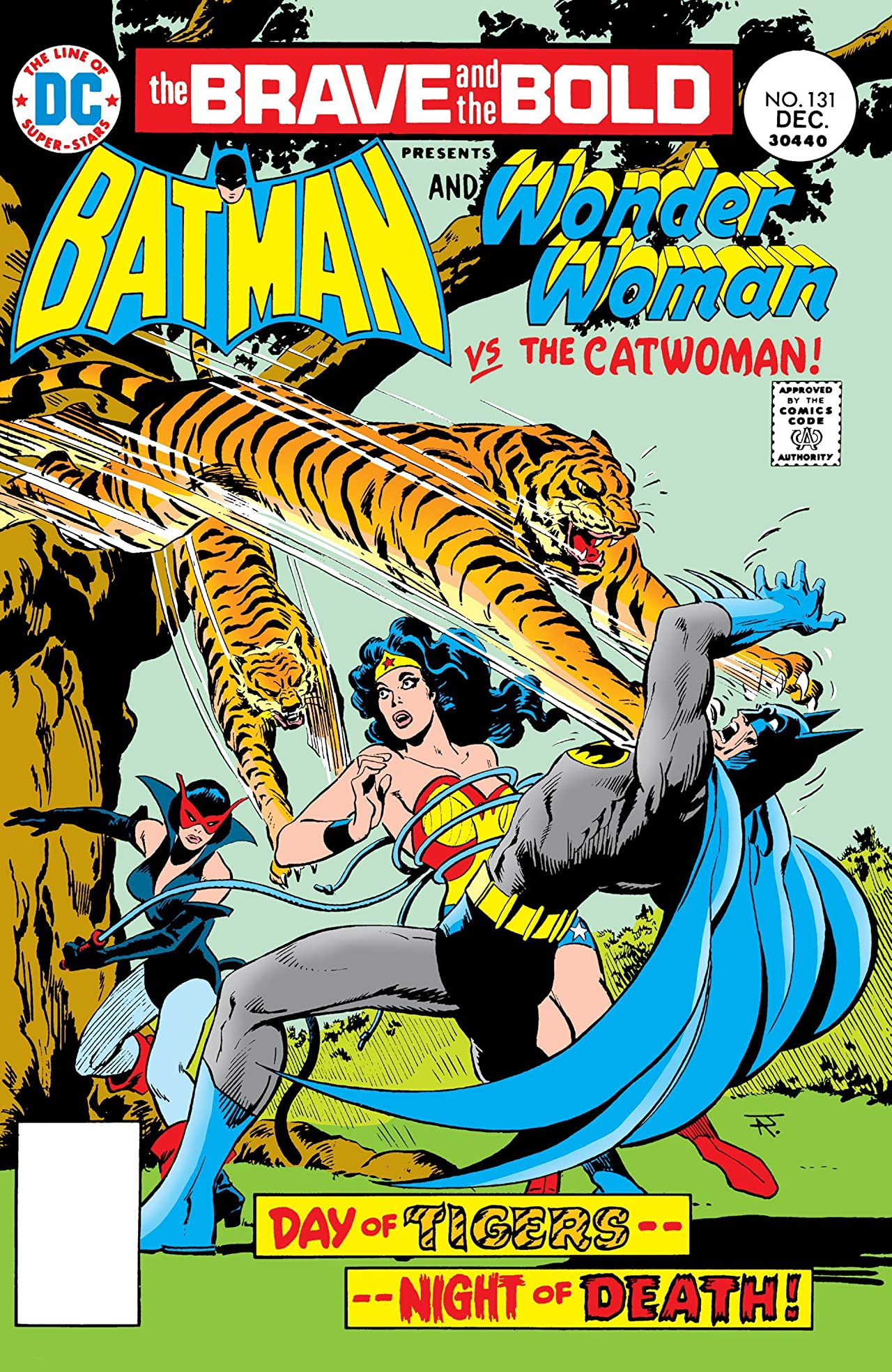 The Brave and the Bold (1955-1983) #131