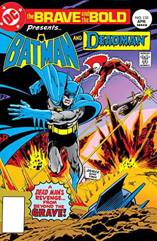 The Brave and the Bold (1955-1983) #133