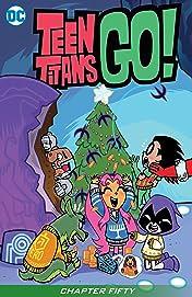 Teen Titans Go! (2013-) #50