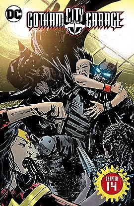 Gotham City Garage (2017-2018) #14