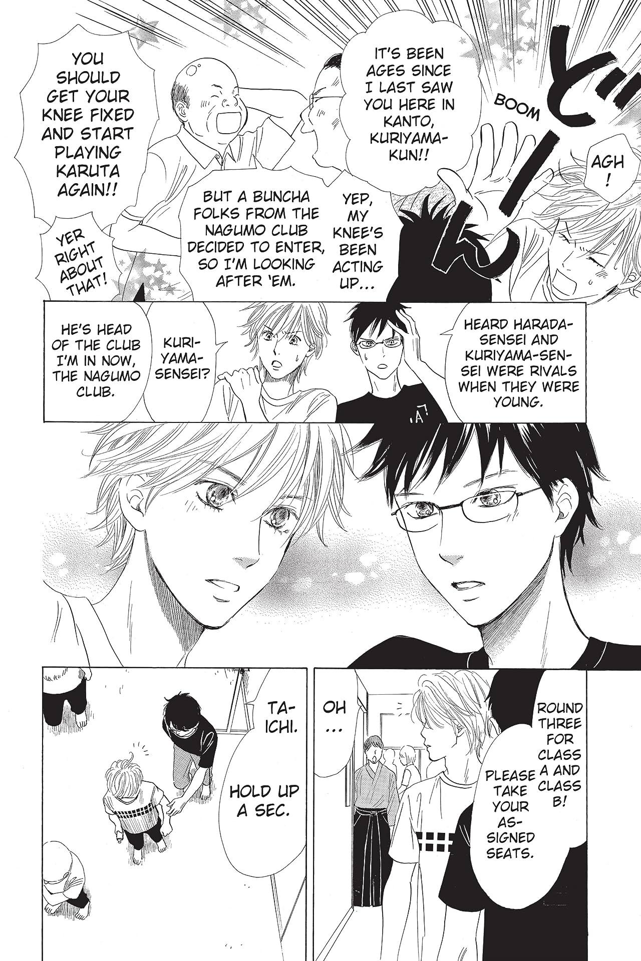Chihayafuru Vol. 7
