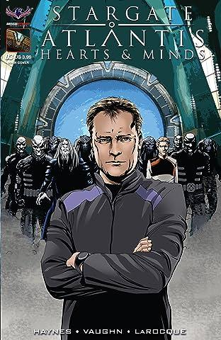 Stargate Atlantis: Hearts & Minds No.3