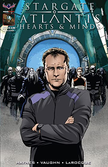 Stargate Atlantis: Hearts & Minds #3