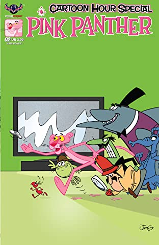 The Pink Panther: Cartoon Hour Special #2