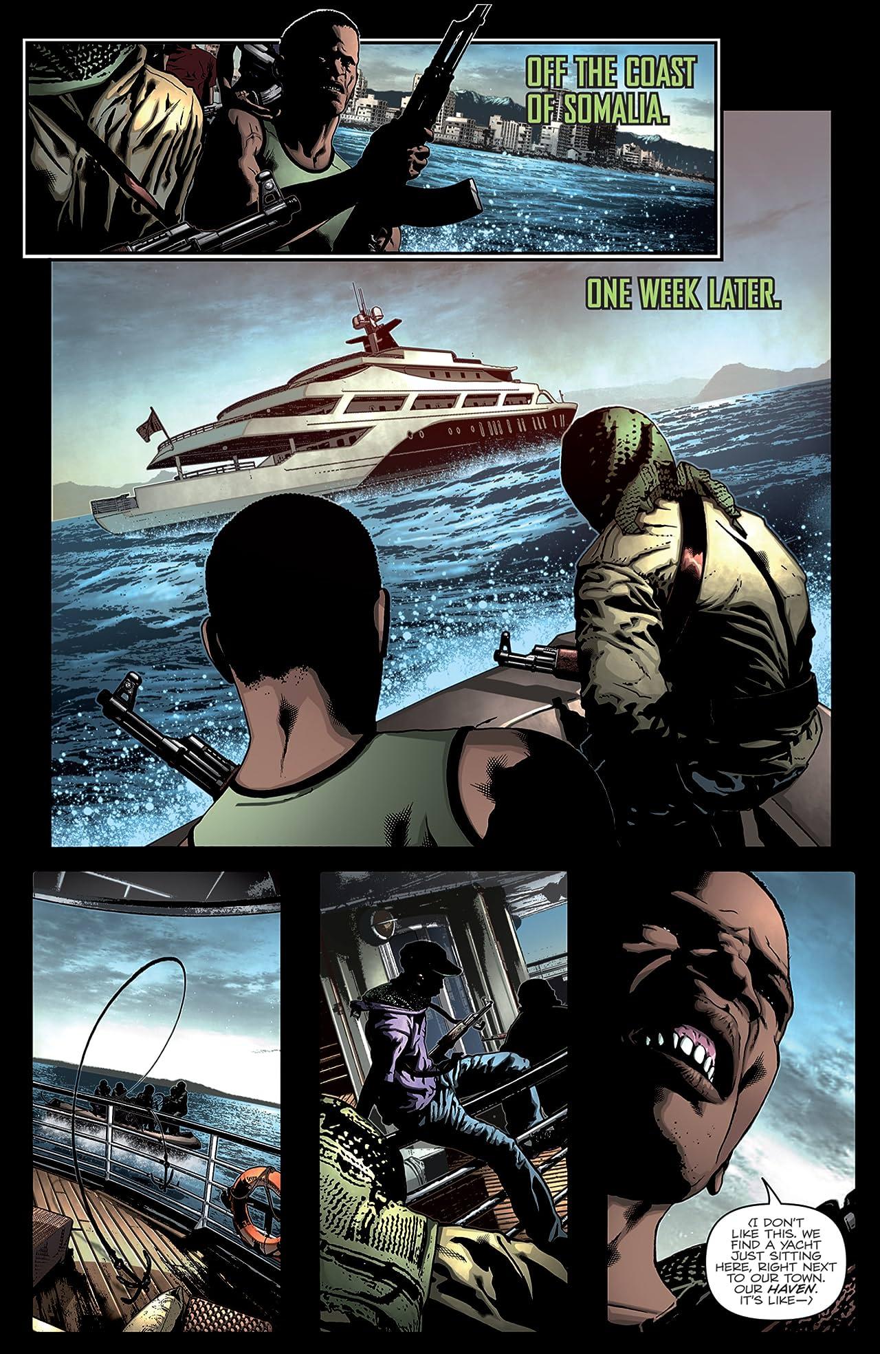 G.I. Joe (2013-2014) #12