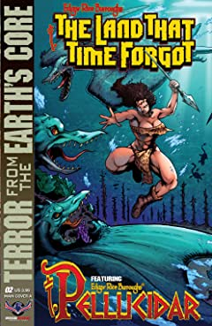 The Land That Time Forgot: Terror From The Earth's Core No.2