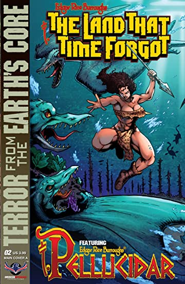 The Land That Time Forgot: Terror From The Earth's Core #2