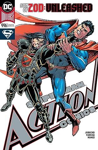Action Comics (2016-) #996