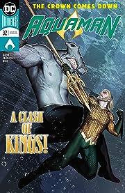 Aquaman (2016-) #32