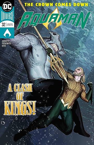 Aquaman (2016-) No.32