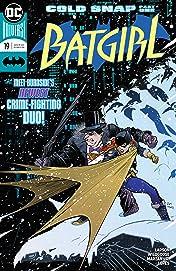Batgirl (2016-) #19