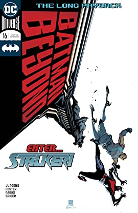 Batman Beyond (2016-) #16