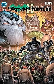 Batman/Teenage Mutant Ninja Turtles II (2017-2018) #3