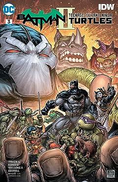 Batman/Teenage Mutant Ninja Turtles II (2017-) #3