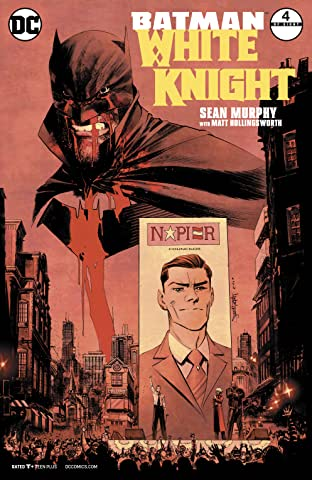 Batman: White Knight (2017-) No.4